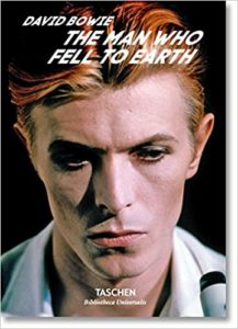 David Bowie: The Man Who Fell to Earth Hardcover